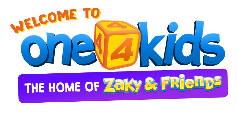 Welcome to One4Kids: The Home of Zaky & Friends